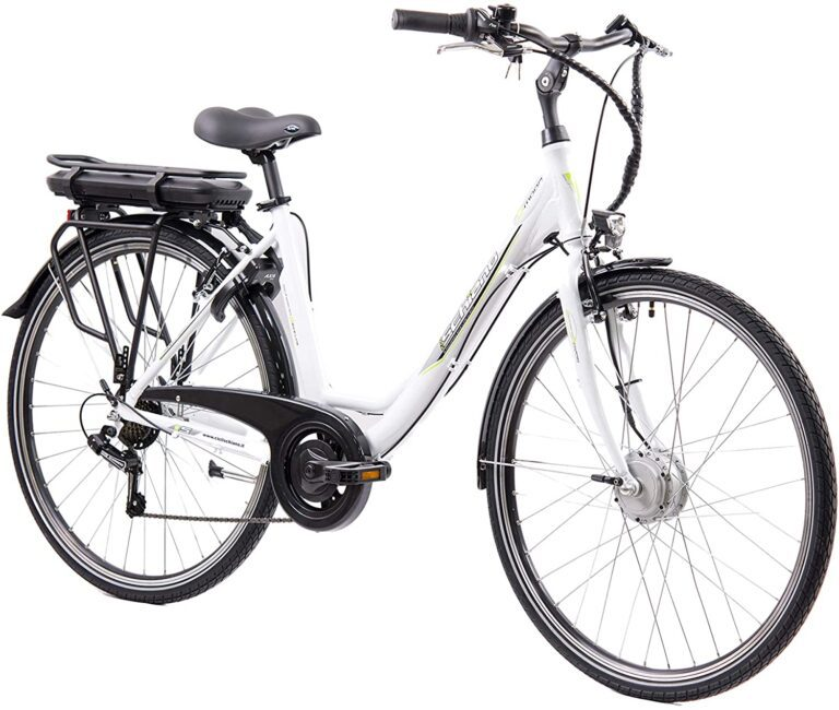 bicicleta eléctrica para trekking barata