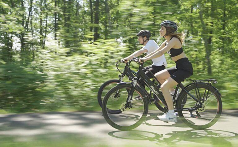bicicleta eléctrica trekking opiniones y comparativa