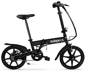 bici eléctrica pequeña adulto