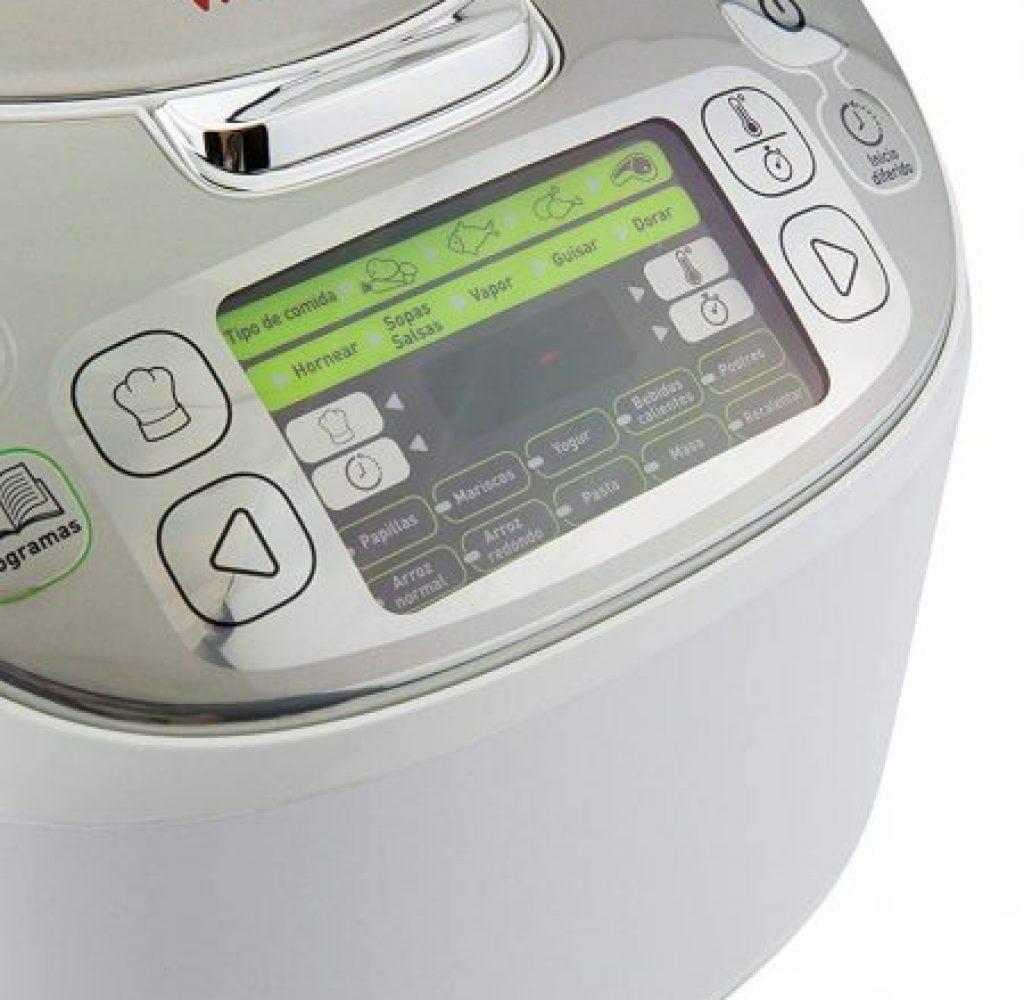 cuadro del robot de cocina
